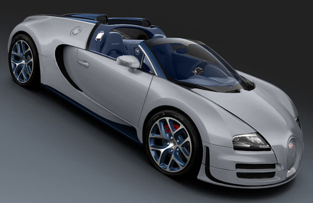 Bugatti Veyron EB 16.4